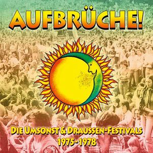 Various Artists (Label Samplers) Aufbrüche! album cover