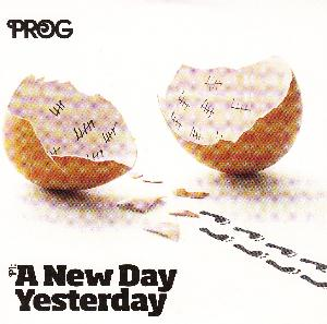 Various Artists (Label Samplers) Prog mag sampler 24 A New Day Yesterday album cover