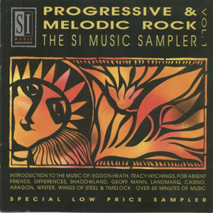 Various Artists (Label Samplers) The SI Music Sampler Vol. 1 album cover