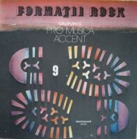 Various Artists (Label Samplers) - Formaţii Rock 9 - Grupurile Pro Musica / Accent CD (album) cover