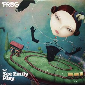Various Artists (Label Samplers) P45: See Emily Play album cover