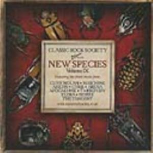 Various Artists (Label Samplers) Classic Rock Society: New Species - Volume IX album cover