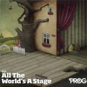 Various Artists (Label Samplers) Prog P27: All The World's A Stage album cover
