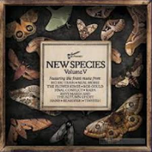 Various Artists (Label Samplers) - Classic Rock Society - New Species - Volume V CD (album) cover