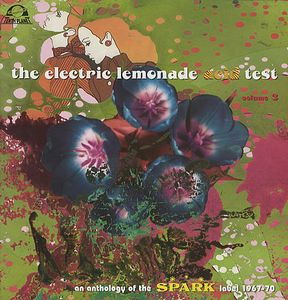 Various Artists (Concept albums & Themed compilations) The Electric Lemonade Acid Test - Volume 3 album cover