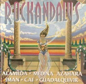 Various Artists (Concept albums & Themed compilations) - Rockandalus CD (album) cover
