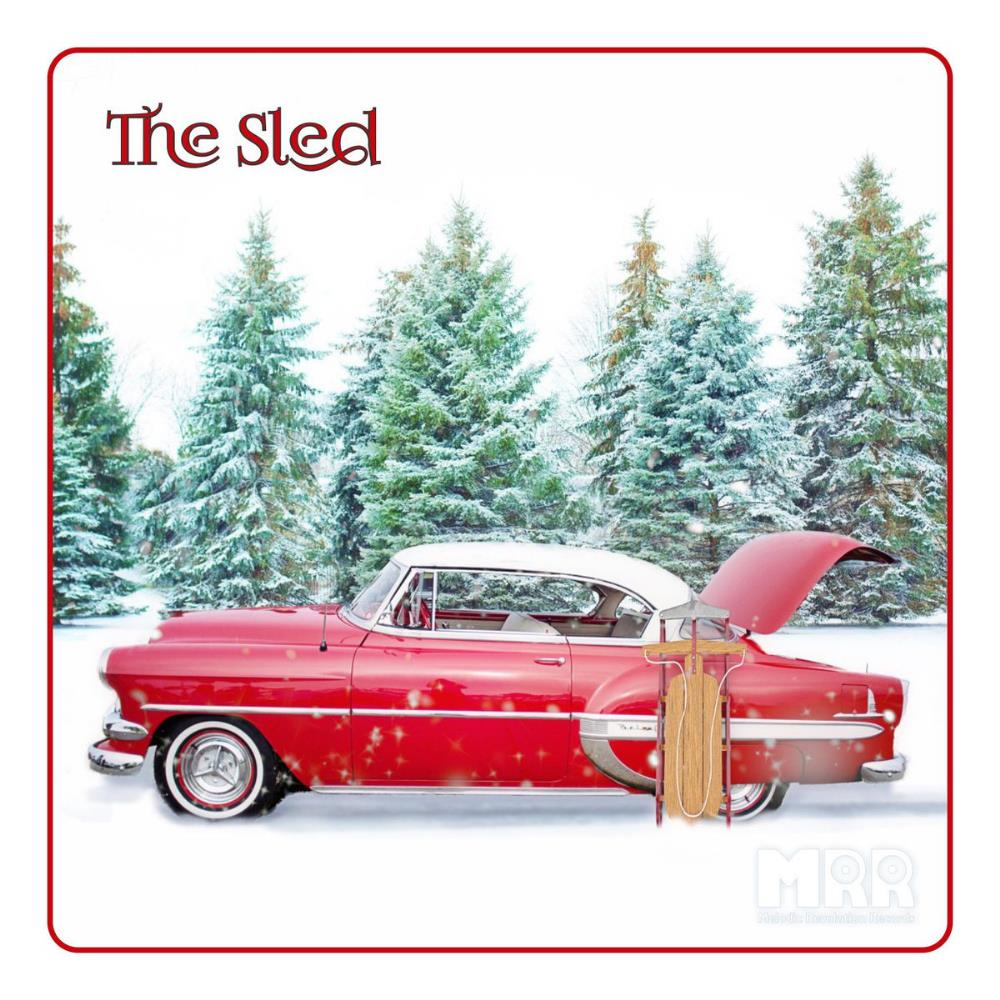 The Sled by VARIOUS ARTISTS (CONCEPT ALBUMS & THEMED COMPILATIONS) album cover