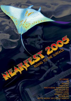 Various Artists (Concept albums & Themed compilations) Nearfest 2005 Rising To The Surface album cover