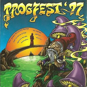 Various Artists (Concept albums & Themed compilations) Progfest '97 album cover