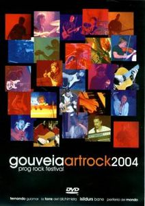 Various Artists (Concept albums & Themed compilations) Gouveia Art Rock 2004 album cover