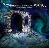 Various Artists (Concept albums & Themed compilations) Progressive Rock For You: Volume One album cover