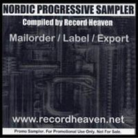 Various Artists (Concept albums & Themed compilations) Nordic Progressive Sampler album cover