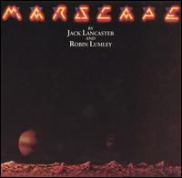 Various Artists (Concept albums & Themed compilations) - Marscape CD (album) cover