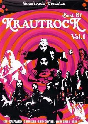 Various Artists (Concept albums & Themed compilations) - Best Of Krautrock Vol. 1 CD (album) cover