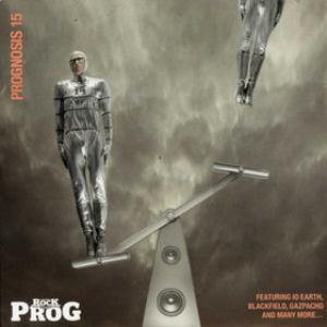 Various Artists (Concept albums & Themed compilations) Classic Rock presents: Prognosis 15 album cover