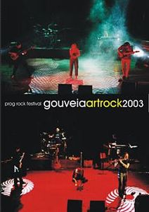 Various Artists (Concept albums & Themed compilations) Gouveia Art Rock 2003 album cover
