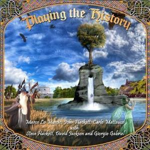 Playing the History by VARIOUS ARTISTS (CONCEPT ALBUMS & THEMED COMPILATIONS) album cover
