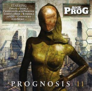 Various Artists (Concept albums & Themed compilations) Classic Rock Presents: Prognosis 11 album cover