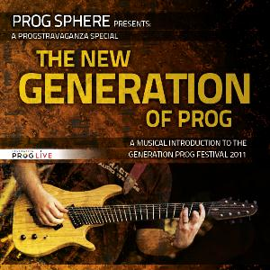 Various Artists (Concept albums & Themed compilations) A Progstravaganza Special: The New Generation of Prog album cover