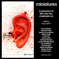 Miniatures (edited by Morgan Fisher) by VARIOUS ARTISTS (CONCEPT ALBUMS & THEMED COMPILATIONS) album cover