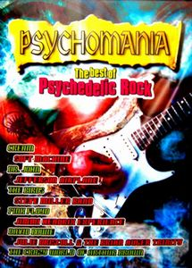 Various Artists (Concept albums & Themed compilations) Psychomania - The Best of Psychedelic Rock album cover