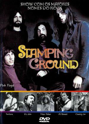 Various Artists (Concept albums & Themed compilations) Stamping Ground album cover