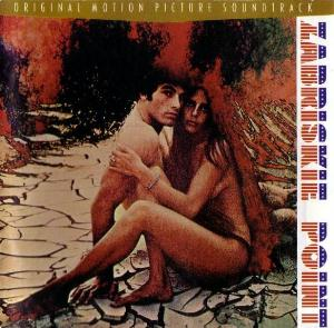 Various Artists (Concept albums & Themed compilations) Zabriskie Point - Original Soundtrack album cover