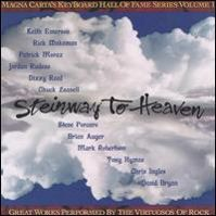 Various Artists (Concept albums & Themed compilations) - Steinway To Heaven CD (album) cover