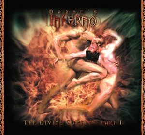 Various Artists (Concept albums & Themed compilations) - Inferno The Divine Comedy - part 1 CD (album) cover