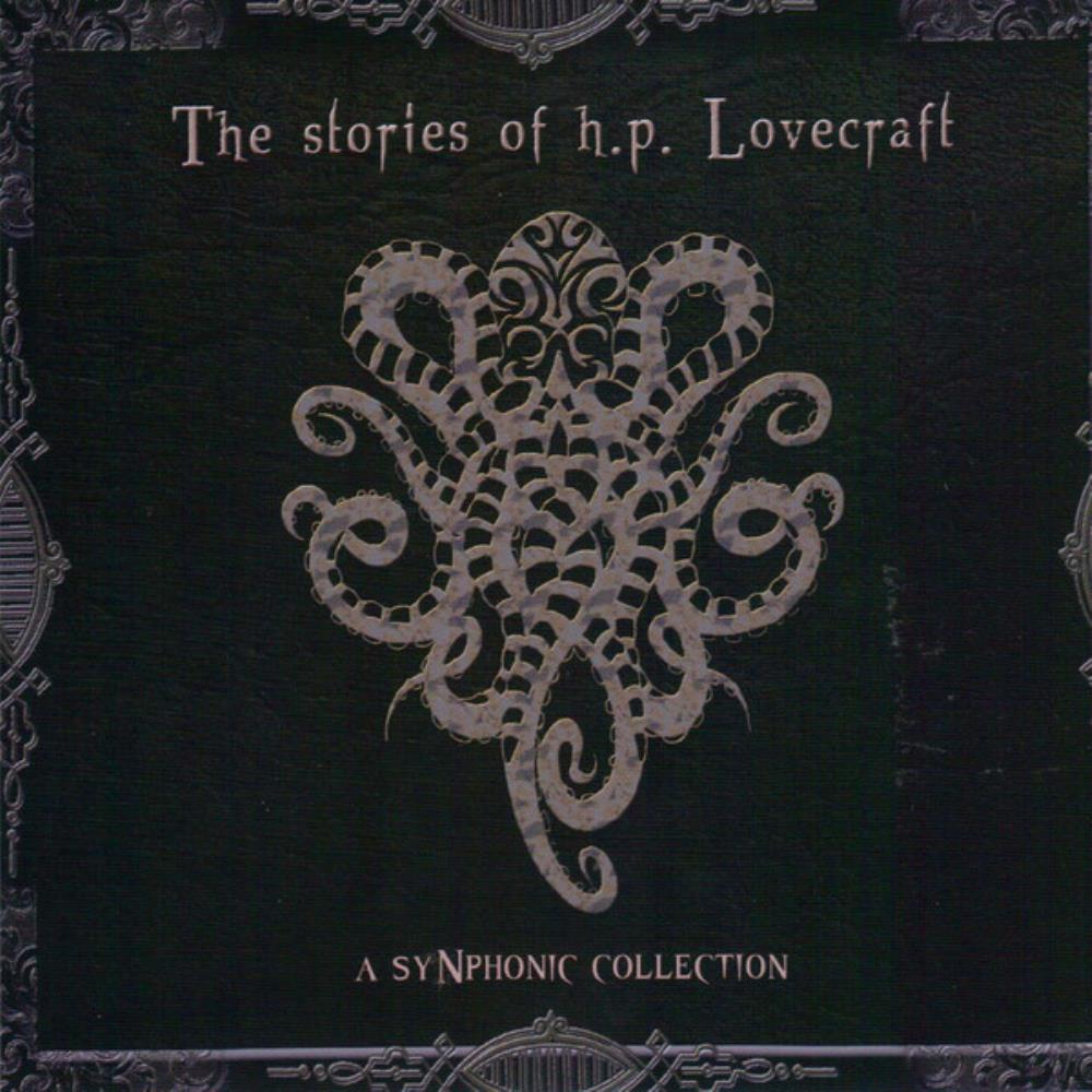 Various Artists (Concept albums & Themed compilations) The Stories Of H.P. Lovecraft - A SyNphonic Collection album cover