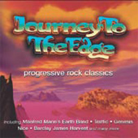 Various Artists (Concept albums & Themed compilations) Journey To The Edge album cover