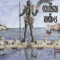Various Artists (Concept albums & Themed compilations) The Colossus Of Rhodes album cover