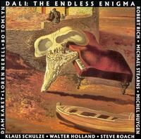 Various Artists (Concept albums & Themed compilations) Dali: The Endless Enigma album cover