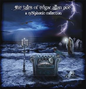 Various Artists (Concept albums & Themed compilations) The Tales of Edgar Allan Poe - A syNphonic Collection album cover