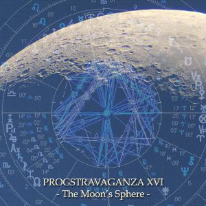 Various Artists (Concept albums & Themed compilations) Progstravaganza XVI: The Moon's Sphere album cover