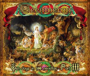 Various Artists (Concept albums & Themed compilations) - Decameron - Ten Days in 100 Novellas - Part III CD (album) cover