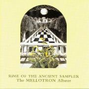 Various Artists (Concept albums & Themed compilations) - Rime Of The Ancient Sampler - The Mellotron Album CD (album) cover