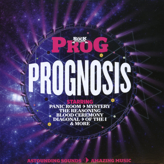 Various Artists (Concept albums & Themed compilations) Classic Rock Presents prog: Prognosis album cover