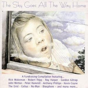 Various Artists (Concept albums & Themed compilations) The Sky Goes All The Way Home album cover