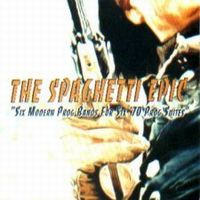 Various Artists (Concept albums & Themed compilations) - The Spaghetti Epic CD (album) cover