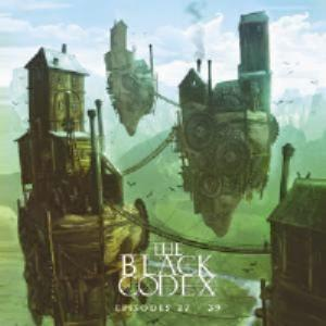 Various Artists (Concept albums & Themed compilations) The Black Codex (Episodes 27 - 39) album cover