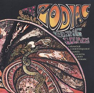 Various Artists (Concept albums & Themed compilations) The Zodiac : Cosmic Sounds album cover