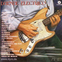 Various Artists (Concept albums & Themed compilations) Duende Electrico album cover