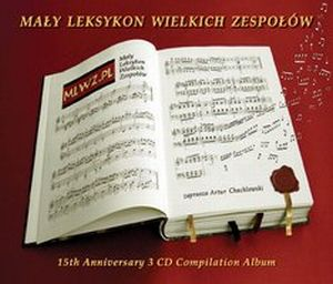 Various Artists (Concept albums & Themed compilations) MLWZ.PL - Maty lLeksykon Weilkich Zespotow, 15th Anniversary 3CD compilation album album cover
