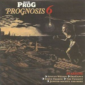 Various Artists (Concept albums & Themed compilations) Classic rock presents: Prognosis 6 album cover