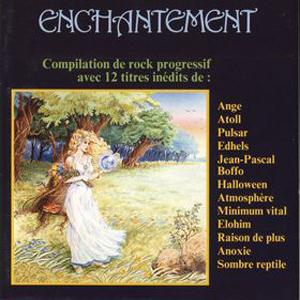 Various Artists (Concept albums & Themed compilations) - Enchantement CD (album) cover