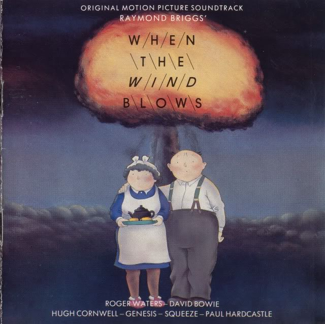Various Artists (Concept albums & Themed compilations) - When The Wind Blows CD (album) cover