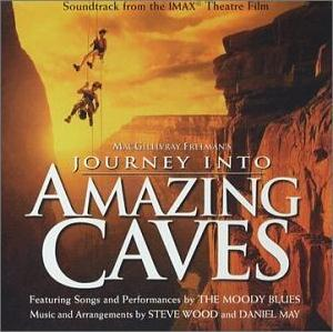 Various Artists (Concept albums & Themed compilations) Journey Into Amazing Caves OST album cover