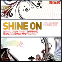 Various Artists (Concept albums & Themed compilations) Shine On (Classic Rock Cover Disc) album cover