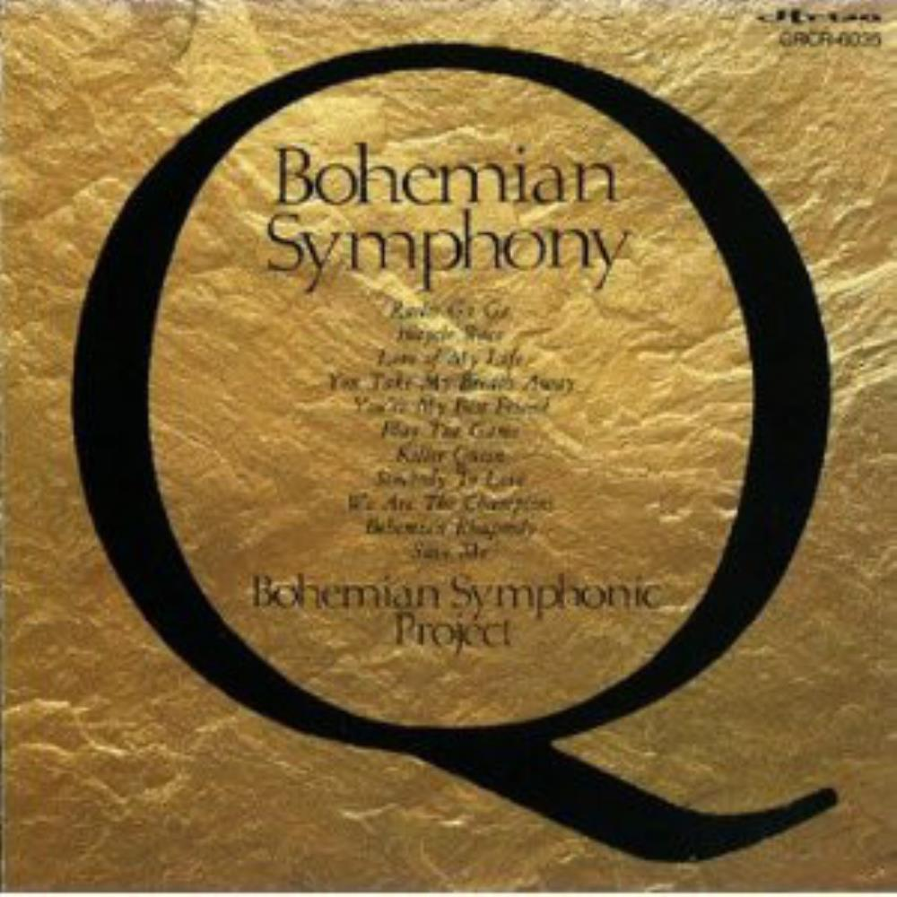 Bohemian Symphony by VARIOUS ARTISTS (CONCEPT ALBUMS & THEMED COMPILATIONS) album cover